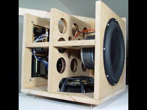 How to make Sound Box? how to make sub? how to make bass box? electronics