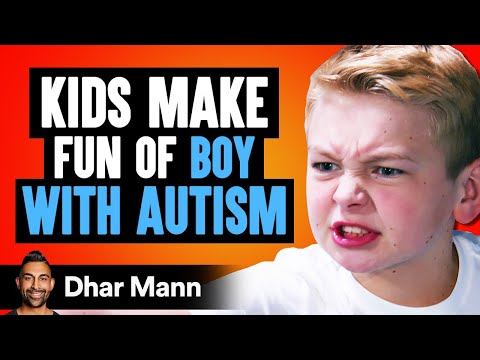 Kids MAKE FUN OF Boy With AUTISM, Instantly Regret It | Dhar Mann