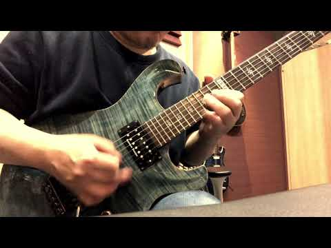 Dream Theater / Another Day -solo- Cover