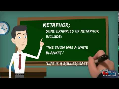 Simile Metaphor Extended Metaphor Youtube