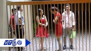 Nhà hàng giam lỏng dâu rể trong đêm tân hôn | VTC