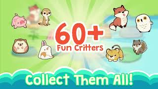 Merge Meadow! Collect Adorable Animals!
