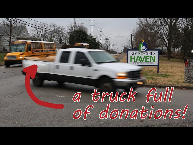 Strong Hold's 2019 Holiday Drive