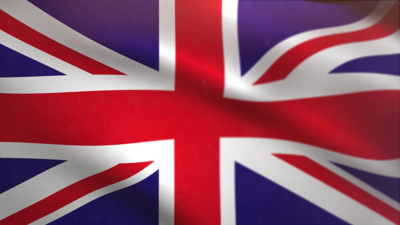 British Flag waving animated using MIR plug in after effects