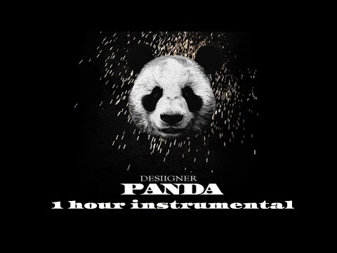 Desiigner - Panda HOUR LONG INSTRUMENTAL