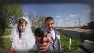 Свадебный Терор Невеста в заложниках (небольшой фрагмент из фильма)