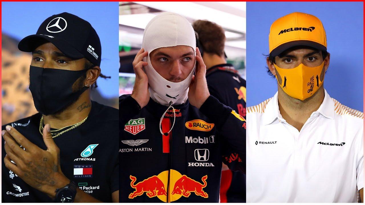 Styrian GP sıralama sonrası pilotların açıklamaları | Hamilton, Verstappen, Sainz, Bottas, Vettel...
