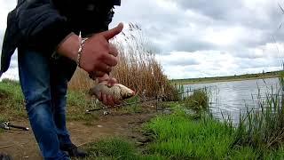 рыбалка в выходной день вот так повезло