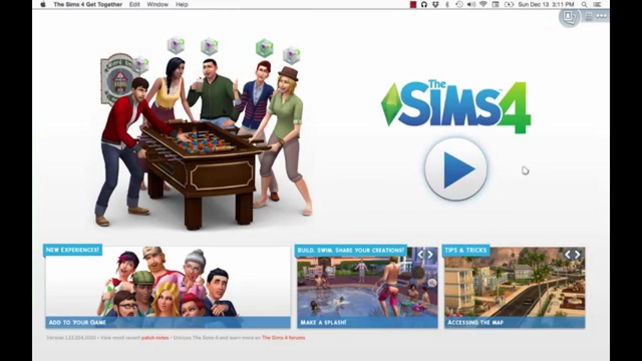 sims 4 free download mac os x