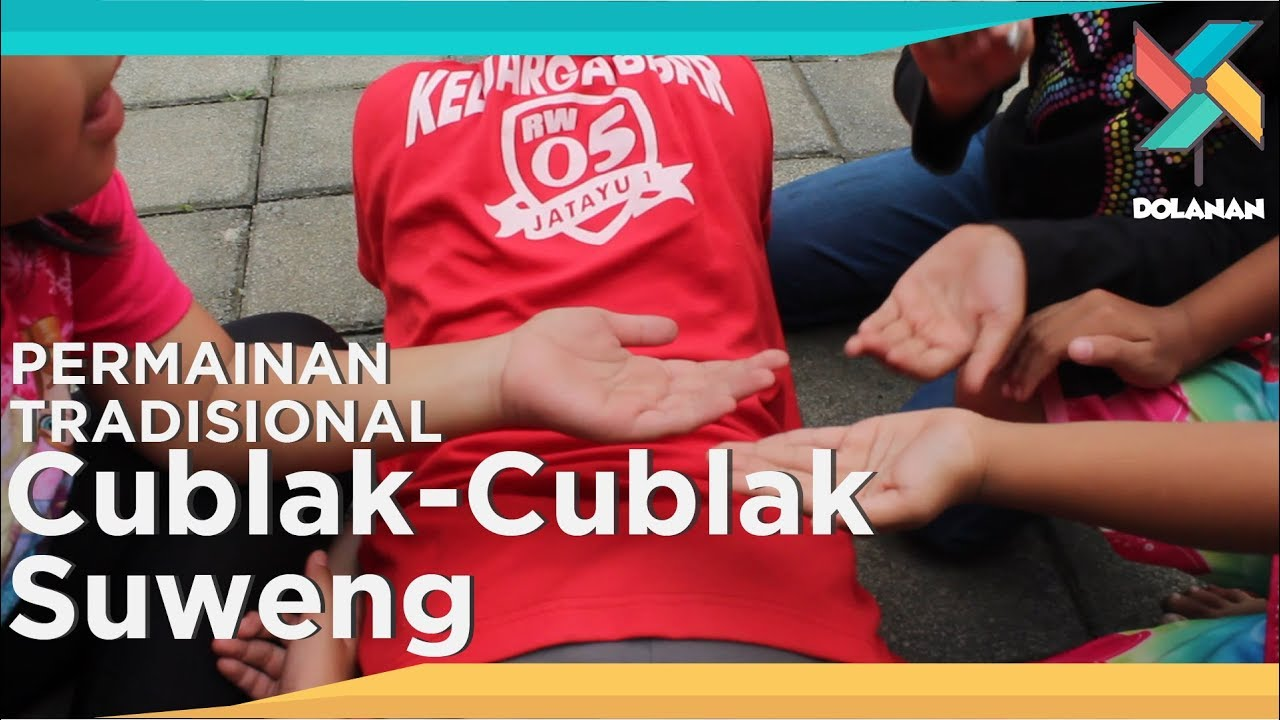 Cublak Cublak Suweng Permainan Tradisional Indonesia Youtube