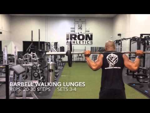 Pro Vegan Bodybuilder Korin Sutton Legs And Glutes Workout Episode 5b