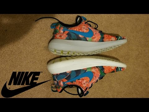 TUTORIAL: HOW TO CLEAN NIKE ROSHES! 100% WORKS