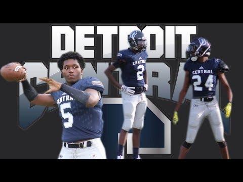 Detroit Central vs Detroit Southeastern I MHSAA I Sept 1st I HypeMix