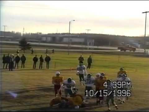 1996 Nipawin Hawks at Hudson Bay