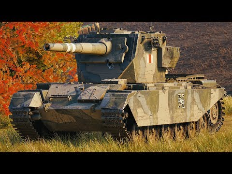 World of Tanks FV4004 Conway - 5 Kills 8,6K Damage thumbnail