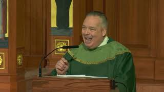 Fr. Sean Gann's Homily for the Sunday of the Word of God