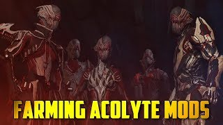Warframe: FARMING ACOLYTE MODS FAST & EASY | A Comprehensive Guide