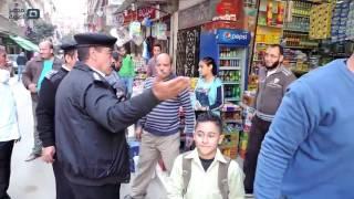 مصر العربية | حملة إزالة بمنطقة المعهد الديني بالإسكندرية