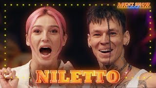 AGENTSHOW LAND / NILETTO / Настя Ивлеева #2