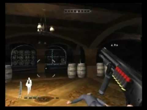 Quantum Of Solace Wii Walkthrough Level 1 White S