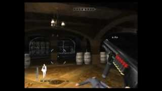 Quantum of Solace (Wii) Walkthrough - Level 1: White
