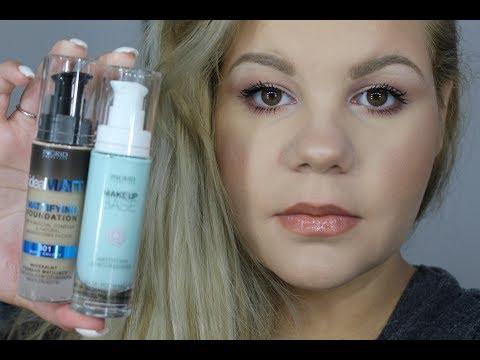INGRID Cosmetics | Puder+Prajmer | 1. UTISAK