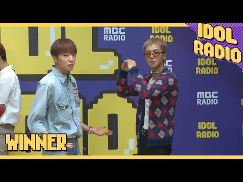 [IDOL RADIO] 위너의 ★☆메들리 댄스☆★