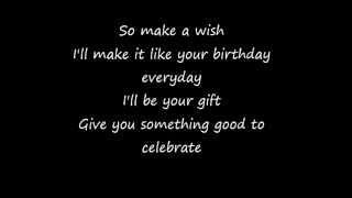Katy Perry Birthday lyrics clean