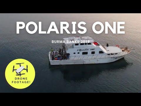 Burma Banks Offshore on Polaris One Jan 2018