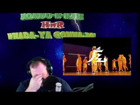 """Kinjaz """"Tiggaz"""" Epi. #1-4 Hondo's Live Reaction"""