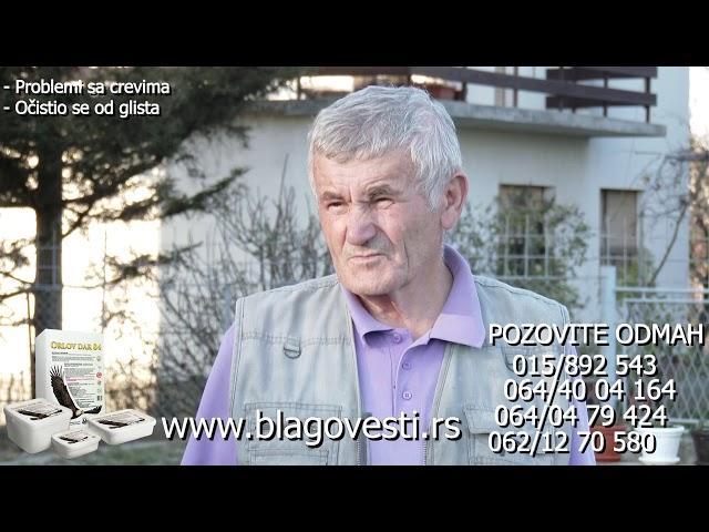 Orlov dar - preporuka - Tijanić Radovan