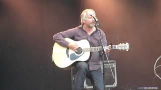 John Bramwell - Bullets  - live @ Sound Circle Festival Hüntwangen 12.7.2014