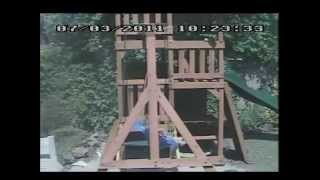 Building Playstructure Time Lapse
