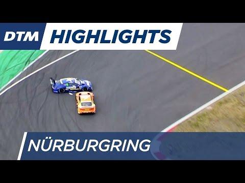 Race 2 Highlights - DTM Nürburgring 2016
