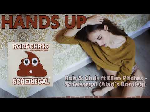 Rob & Chris feat. Ellen Pitches - Scheissegal (Alari's Scheiss Bootleg Mix)
