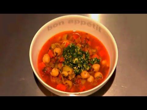 Chick Pea Casserole Recipe