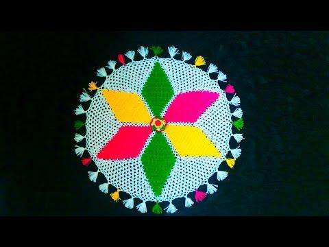 How To Make Thali Rumal || In Hindi