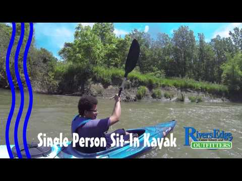 RiversEdge Outfitters Introduction To Kayaking: The Equipment