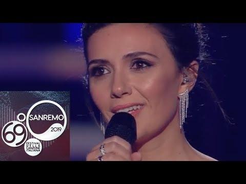 Sanremo 2019 - L'emozione di Baglioni e Serena Rossi nel ricordo di Mia Martini