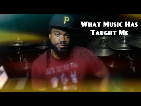 What being a musician has taught me - Patience