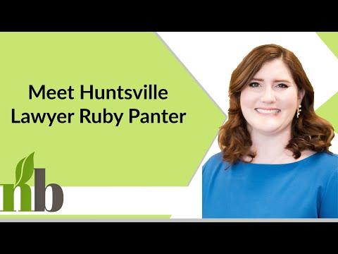 Meet Huntsville Lawyer Ruby Panter | New Beginnings Family Law | Family Law | Divorce | Adoption
