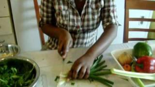 Marinade pour viandes à l'haitienne