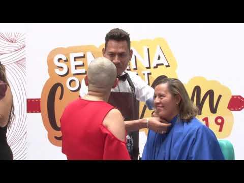 La peluquera del cáncer