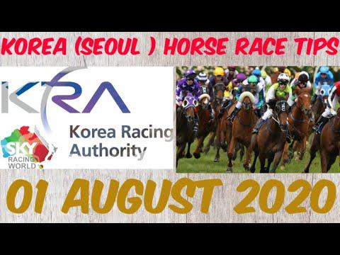 KOREA RACING BETTING TIPS  August 1, 2020  SEOUL RACE 경마 HORSE RACE VIDEO  경마 결과  RACE ANALYSIS CARD