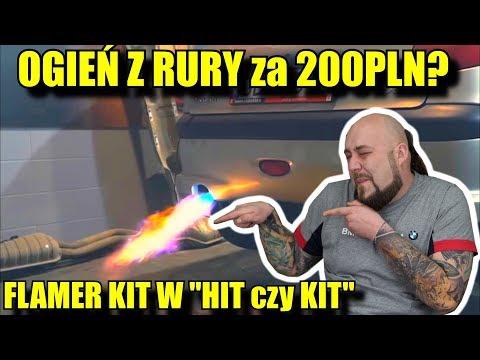 FLAMER KIT!!! OGIEŃ Z RURY za 200PLN? HIT czy KIT
