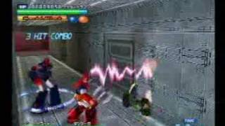 Real Robot Regiment PS2 Gameplay Video 1/3