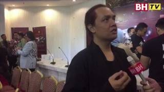 Temuramah bersama juara AJL ke 31, Dayang Nurfaizah