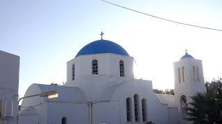 3 jours à Paros, Grèce