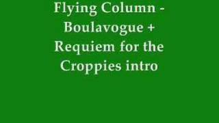 Flying Column - Boulavogue
