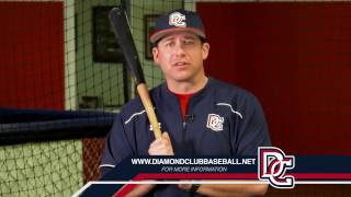Diamond Club Baseball | Lower Half Hitting Drills
